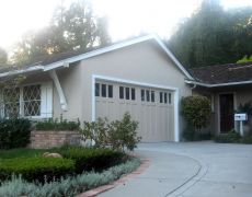 Custom Paint Grade Garage Door21