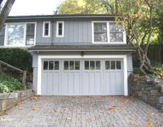 Custom Paint Grade Garage Door13