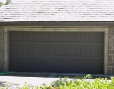 Custom Paint Grade Garage Door15