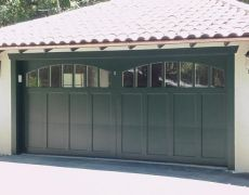 Custom Paint Grade Garage Door17
