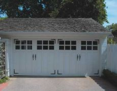 Custom Paint Grade Garage Door3
