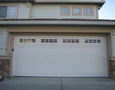 Steel Garage Doors 1