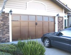 Unique Custom Design Garage Doors