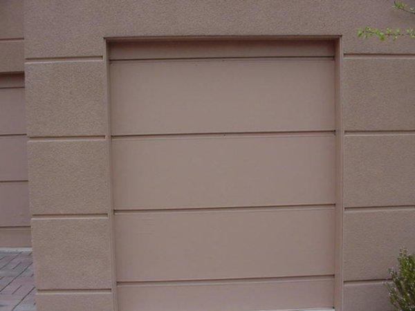 Modern Flush Garage Doors 2