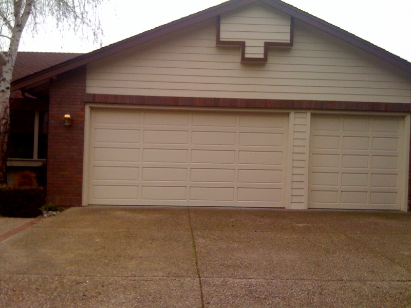Buy high quality wood garage doors 925 357 9781 madden for Wood stile and rail doors