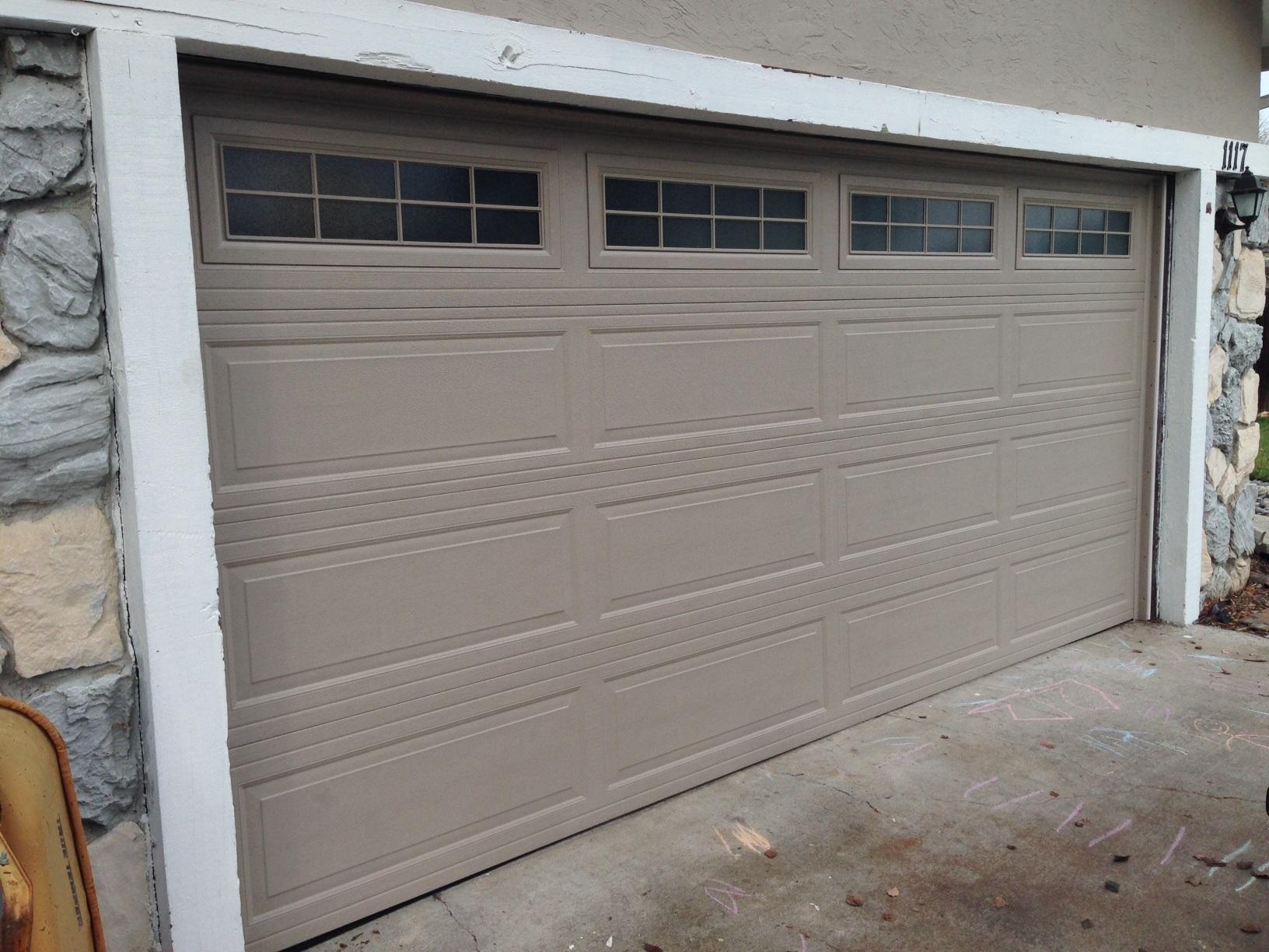Range Of 15x7 Garage Doors 925 357 9781 Madden Door Alamo