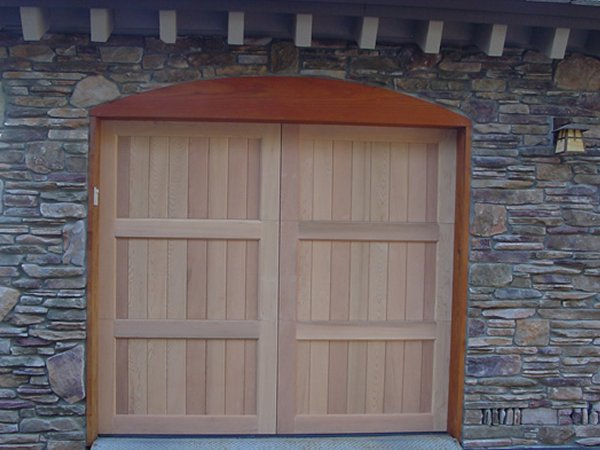 Click on any thumbnail custom garage door to view a larger version. Custom Stain Grade1 & Custom Stain Grade Garage Doors Selections - Madden Door - Martinez ...