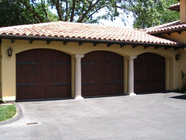 Garage door photos san francisco bay area garage door for Bay area garage doors