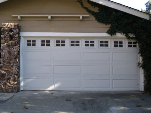 Replace Your Garage Door With New Reliable And Carefree Door
