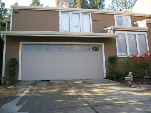 Residential Overhead Garage Doors Bay Area Residential