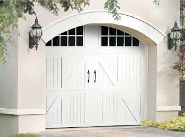 Carriage Garage Doors Prices steel overlay carriage garage doors pleasant hill | madden garage