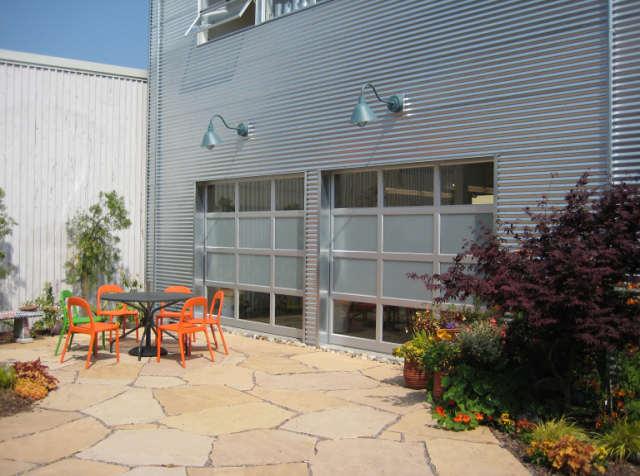 Alumaview Glass Aluminum Doors Opt Garage Doors Residential