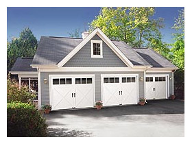 Carriage House Garage Doors In Richmond Pittsburg