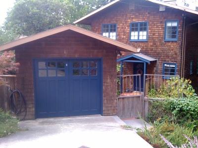Custom craftsman style garage doors 925 357 9781 for Brentwood garage door