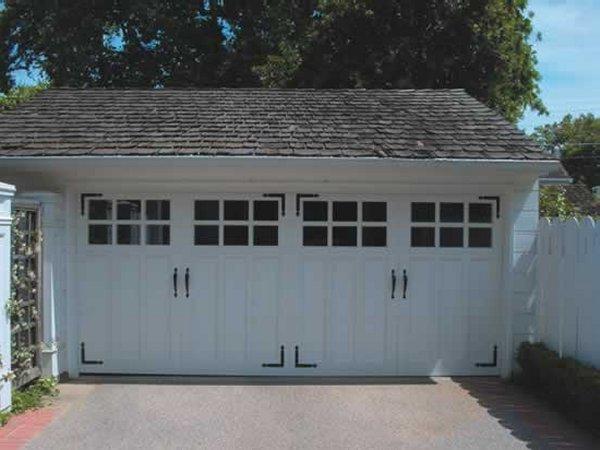 Custom Paint Grade Garage Doors Brentwood Pittsburgh