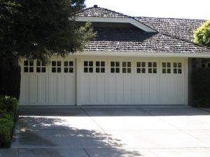 Garage Doors weather stripping