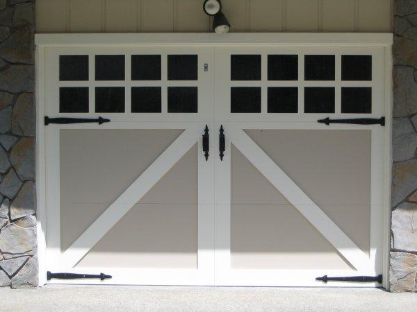 Custom Paint Grade Garage Doors Brentwood Pittsburgh Concord San Francis