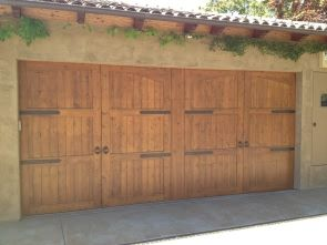 Do Wood Finish Garage Doors Need Maintenance To Find Out Call 925