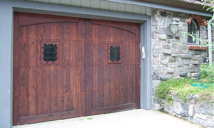 Carriage garage doors carraige doors custom carriage for Bay area garage doors