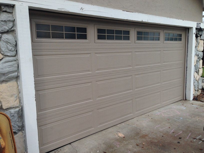 steel charlotte thermacore gallery company garage door of doors overhead wide