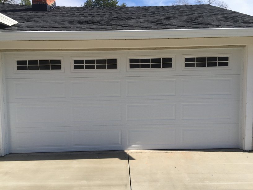 Click On Any Small Garage Door Image To View A Larger Version