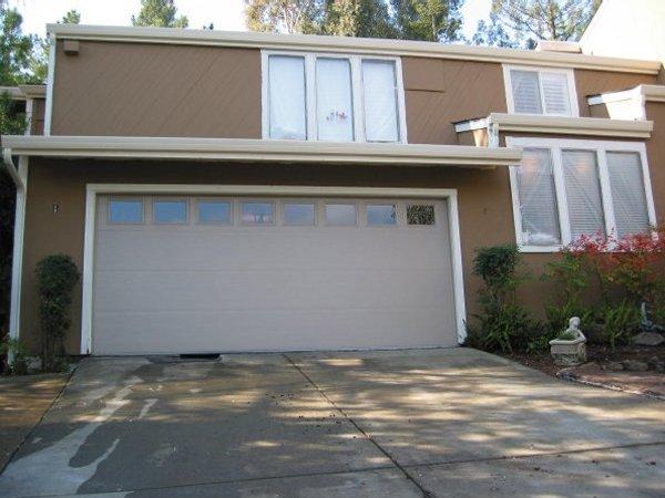 Highest R Value Garage Door House Plans