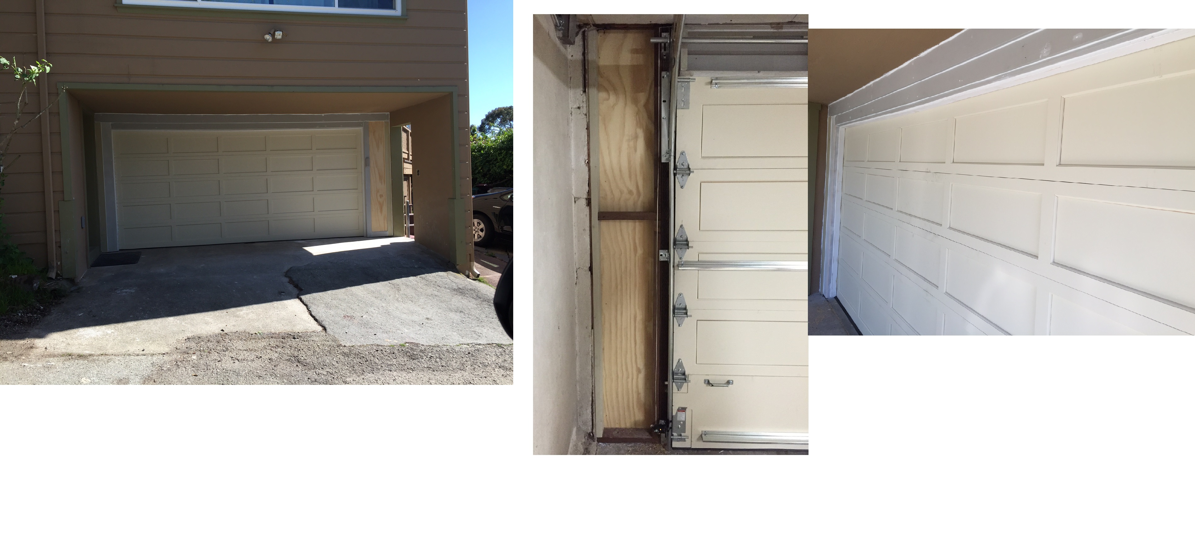 Walnut garage walnut garage doors clopay gallery for 100 door 28