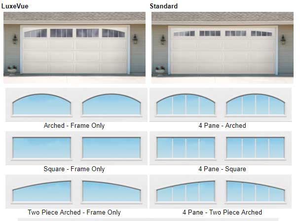 New Luxevue Windows From Raynor Garage Doors 925 357 9781 Alameda