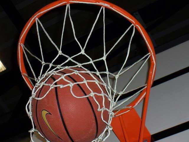 basketball over garage door
